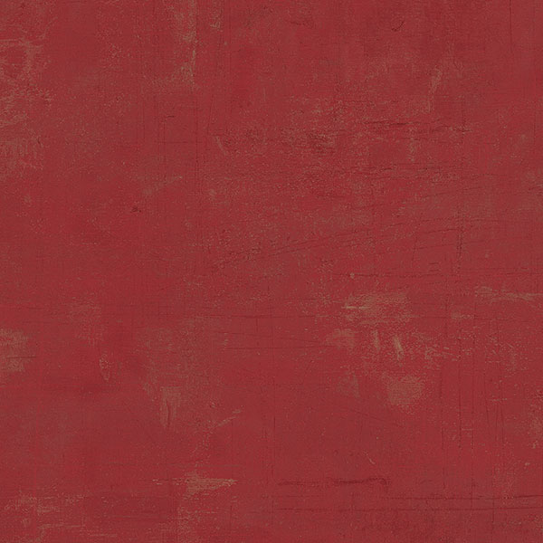 Red and gold texture wallcovering