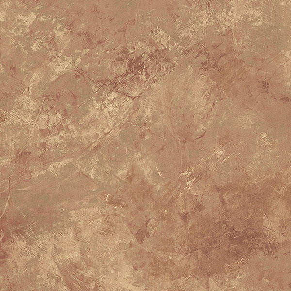 Red ochre marble texture wallcovering