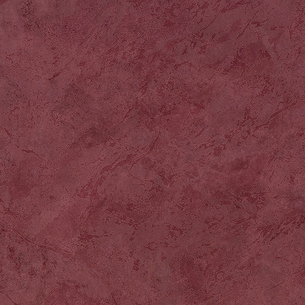 light reflective damask texture in raspberry wallcovering