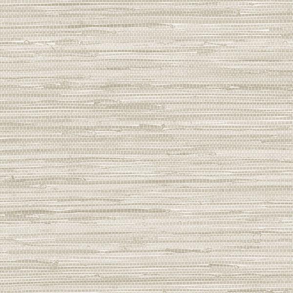 beige grasscloth wallcovering