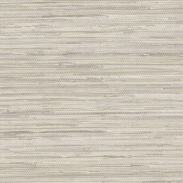 Beige grey and black rasscloth texture wallcovering