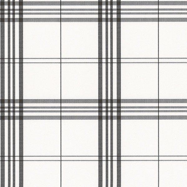 Black and white plaid wallpaper