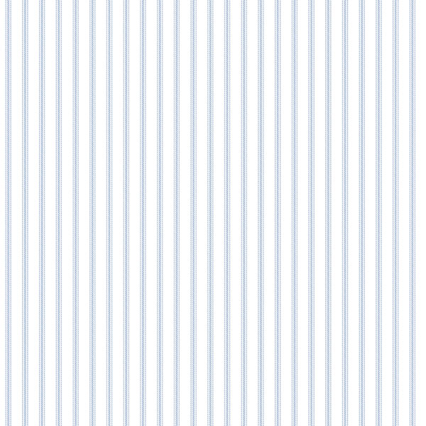 blue and white stripe wallpaper wallcovering